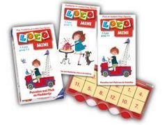 Mini Loco Fiep-Figuren: Pakket
