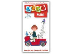 Mini Loco Fiep-Figuren: Puzzelen met Pluk van de Petteflet