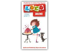 Mini Loco Fiep-Figuren: Spelen met Floddertje, Otje en de Anderen