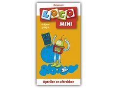 Mini Loco Rekenspelletjes: Optellen en Aftrekken