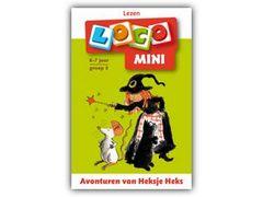 Mini Loco Lezen: Avonturen van Heksje Heks