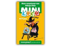 Mini Loco Lezen: Meer Avonturen van Heksje Heks