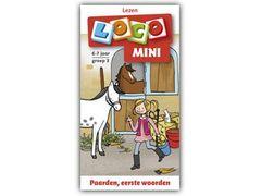 Mini Loco Paarden: Eerste Woorden