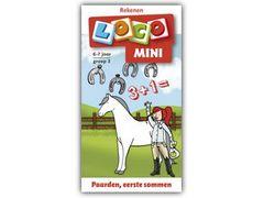 Mini Loco Paarden: Eerste Sommen