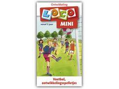 Mini Loco Voetbal: Ontwikkelingsspelletjes