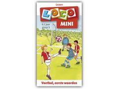 Mini Loco Voetbal: Eerste Woorden