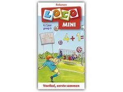 Mini Loco Voetbal: Eerste Sommen