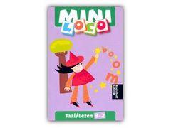 Mini Loco Lezen: Taal en Lezen 3-2