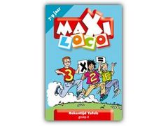 Maxi Loco Rekentijd Groep 4: Tafels