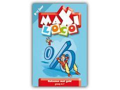Maxi Loco Rekenen met Geld Groep 6