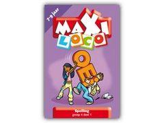 Maxi Loco Spelling Groep 4: Deel 1