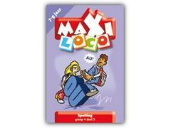 Maxi Loco Spelling Groep 4: Deel 2