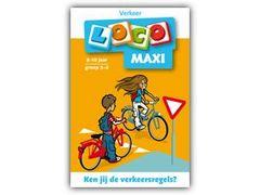 Maxi Loco Verkeer: Ken jij de Verkeersregels?