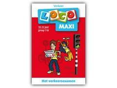 Maxi Loco Verkeer: Het Verkeersexamen