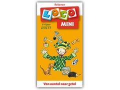 Mini Loco Rekenen: Van Aantal naar Getal