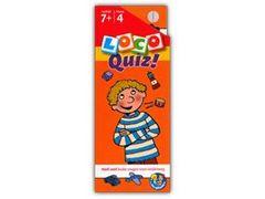 Loco Quiz! Groep 4