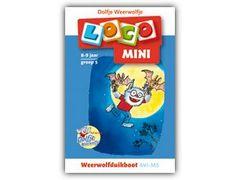 Mini Loco Dolfje Weerwolfje: Weerwolfduikboot