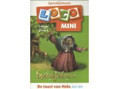 Mini Loco Sprookjesboom: De taart van Heks