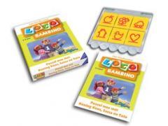 Bambino Loco Het Zandkasteel: Pakket