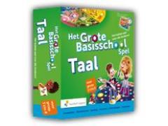 Het Grote Basisschoolspel 2e editie! Uitbreiding Taal