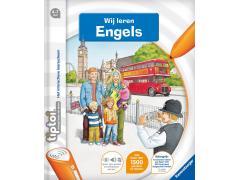 Tiptoi: Wij leren Engels