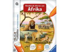 Tiptoi: Ontdek de Dieren in Afrika
