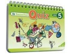 BasisschoolQuiz: Groep 5