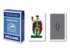 Scopa Siciliane luxe uitvoering