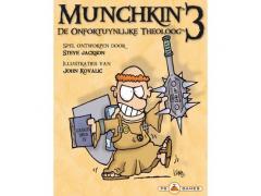 Munchkin 3: De Onfortuinlijke Theoloog